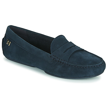 Schuhe Damen Slipper Tommy Hilfiger TOMMY ESSENTIAL MOCCASIN Marine