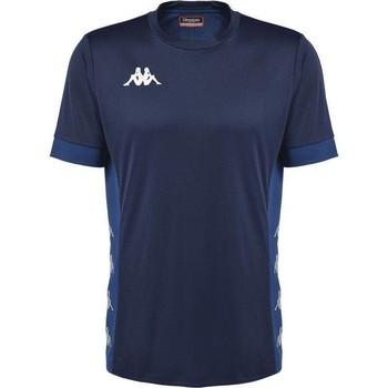 Kleidung T-Shirts Kappa Maillot  dervio violet