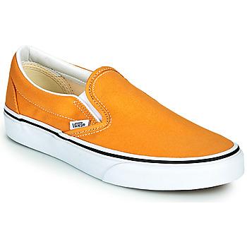 Schuhe Damen Slip on Vans CLASSIC SLIP ON Gelb