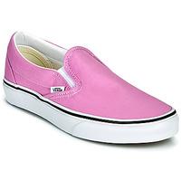 Schuhe Damen Slip on Vans CLASSIC SLIP ON Violett