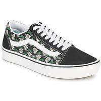 Schuhe Damen Sneaker Low Vans COMFYCUSH OLD SKOOL Schwarz / Weiss
