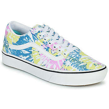 Schuhe Damen Sneaker Low Vans COMFYCUSH OLD SKOOL Multicolor