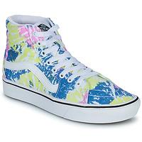 Schuhe Damen Sneaker High Vans COMFYCUSH SK8 HI Multicolor