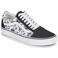 Schuhe Damen Sneaker Low Vans OLD SKOOL Multicolor
