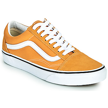 Schuhe Damen Sneaker Low Vans OLD SKOOL Gelb