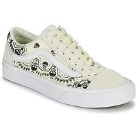 Schuhe Sneaker Low Vans STYLE 36 Beige / Schwarz