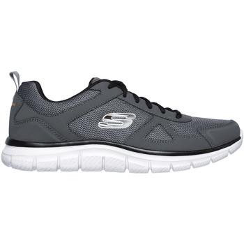 Schuhe Herren Sneaker Skechers 52631 Grau