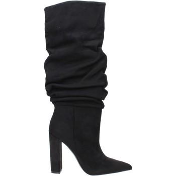 Schuhe Damen Low Boots Steve Madden SMSSLOUCH-BLK Schwarz