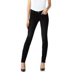 Kleidung Damen Jeans Liu Jo UXX037 D4199 Schwarz