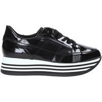 Schuhe Damen Sneaker Grace Shoes MAR001 Schwarz