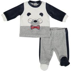 Kleidung Kinder Anzüge und Krawatte Melby 20Q0890 Grau