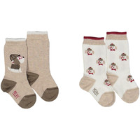 Accessoires Socken & Strümpfe Melby 20S2100 Beige