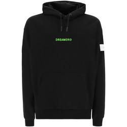 Kleidung Herren Sweatshirts Freddy F0ULTS4 Schwarz