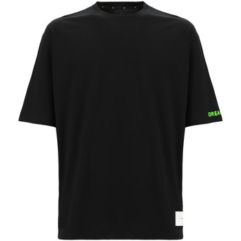 Kleidung Damen T-Shirts & Poloshirts Freddy F0ULTT2 Schwarz