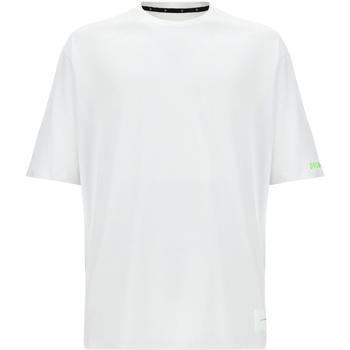 Kleidung Herren T-Shirts & Poloshirts Freddy F0ULTT2 Weiß