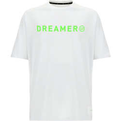 Kleidung Herren T-Shirts & Poloshirts Freddy F0ULTT3 Weiß