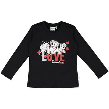 Kleidung Kinder T-Shirts & Poloshirts Melby 40C0283DN Schwarz
