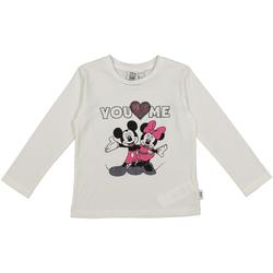 Kleidung Kinder T-Shirts & Poloshirts Melby 40C0403DN Weiß