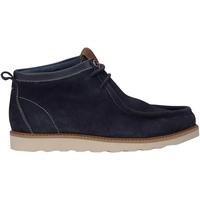 Schuhe Herren Slipper Docksteps DSE106114 Blau
