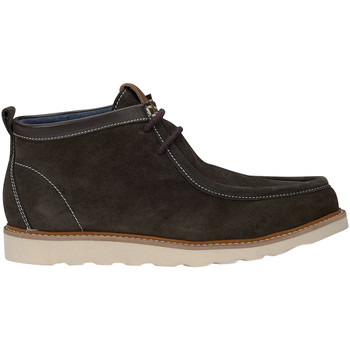 Schuhe Herren Slipper Docksteps DSE106115 Braun