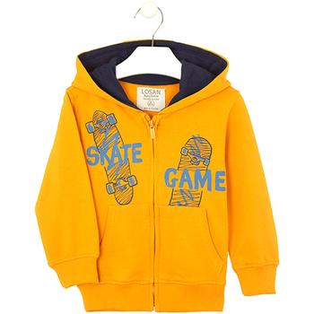Kleidung Kinder Sweatshirts Losan 025-6653AL Gelb