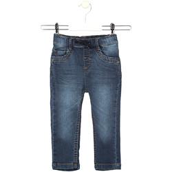 Kleidung Kinder Jeans Losan 025-6664AL Blau