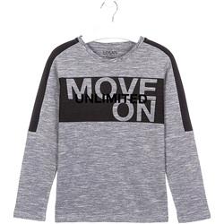 Kleidung Kinder T-Shirts & Poloshirts Losan 023-1020AL Grau