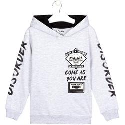Kleidung Kinder Sweatshirts Losan 023-6000AL Grau