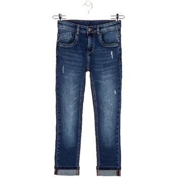 Kleidung Kinder Jeans Losan 023-9002AL Blau