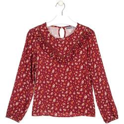 Kleidung Kinder T-Shirts & Poloshirts Losan 024-3001AL Rot