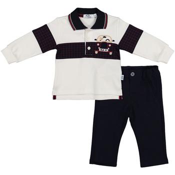 Kleidung Kinder Anzüge und Krawatte Melby 20K0230 Blau