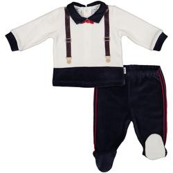 Kleidung Jungen Kleider & Outfits Melby 20Q0060 Schwarz