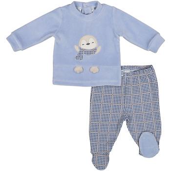 Kleidung Kinder Anzüge und Krawatte Melby 20Q0840 Blau