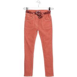 Kleidung Kinder Slim Fit Jeans Losan 024-9005AL Rosa