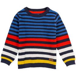 Kleidung Kinder Pullover Losan 025-5006AL Blau