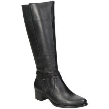 Schuhe Damen Klassische Stiefel Dorking BOTAS  D8272 SEÑORA NEGRO Noir