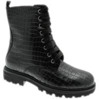Schuhe Damen Boots Calzaturificio Loren LOC3918ner nero