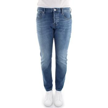Kleidung Herren Slim Fit Jeans Scotch & Soda 156737 Denim Blue