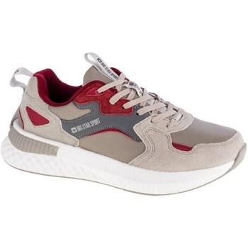 Schuhe Herren Sneaker Low Big Star GG174463 Grau, Beige