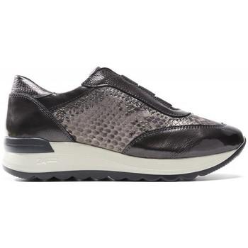 Schuhe Damen Slip on 24 Hrs 24 Hrs mod.21065 Braun