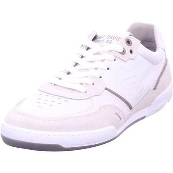 Schuhe Herren Derby-Schuhe & Richelieu Camp David Polo Berlin opticwhite