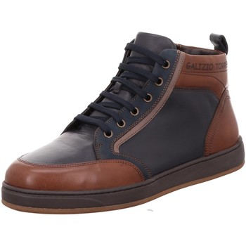 Schuhe Herren Stiefel Galizio Torresi 424100-V.18727 blau