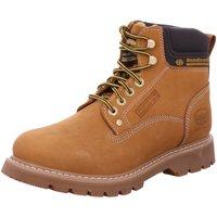 Schuhe Herren Stiefel Dockers by Gerli 23DA104300910 gelb