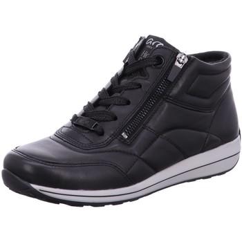 Schuhe Herren Derby-Schuhe & Richelieu Ara Stiefeletten OSAKA 12-34592-01 schwarz