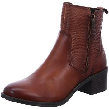 Schuhe Damen Stiefel Bugatti Stiefeletten 4115623G4100-6383 3 braun