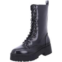 Schuhe Damen Stiefel Bullboxer Stiefel 129512F6S schwarz
