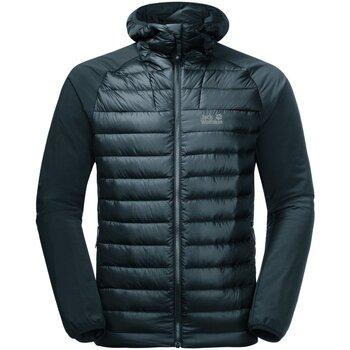 Kleidung Herren Daunenjacken Jack Wolfskin Sport JWP HYBRID M 1205511 6098 grau