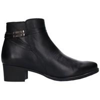 Schuhe Damen Low Boots Calmoda 1109 NAPA NEGRO Mujer Negro noir