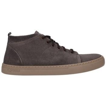 Schuhe Herren Stiefel Natural World 6721 (924) Hombre Gris gris