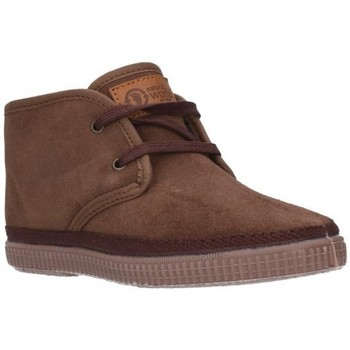 Schuhe Jungen Stiefel Natural World 521  (830) Niño Marron marron